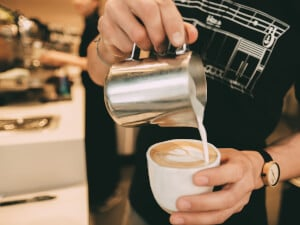 Latte Art Class for Beginners