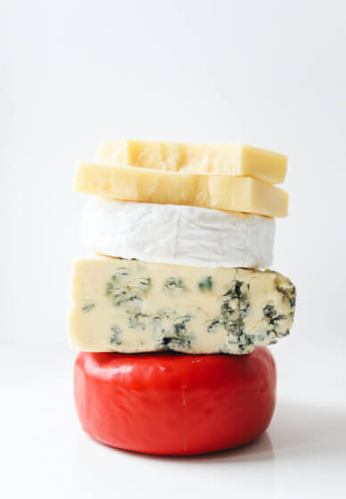 Learn How to Prevent Food Waste: Dairy Products