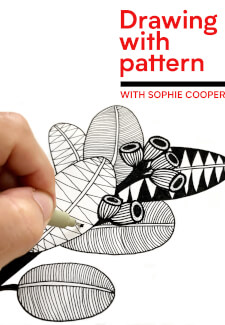 Learn Pattern Design Drawing