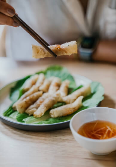 Learn to Cook Vietnamese Seafood Dishes