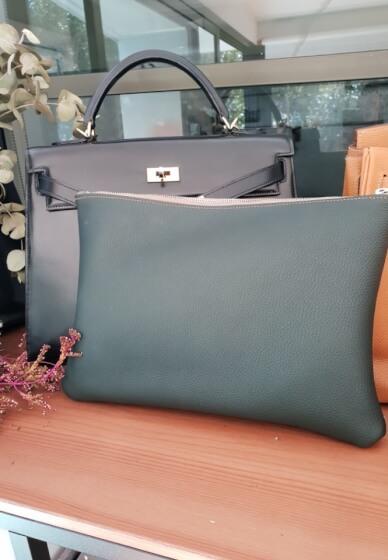 Leather Clutch Bag Making Workshop