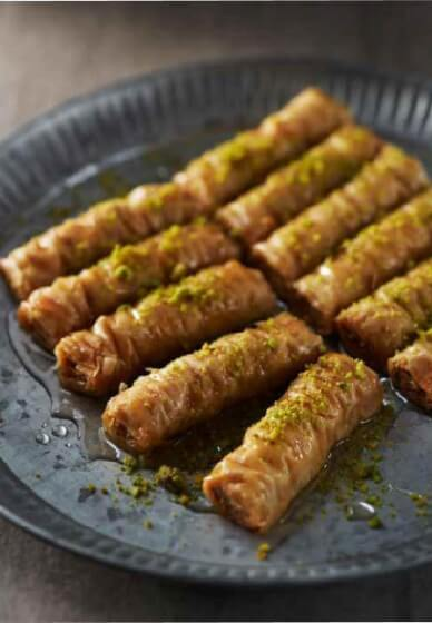 Lebanese Sweets Cooking Demonstration Class