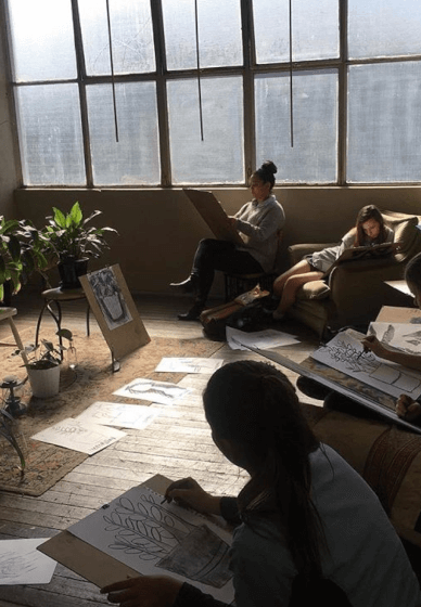 Life Drawing, Illustration and Painting Class
