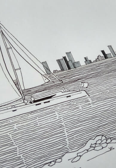 Line Art Drawing and Perspective Workshop