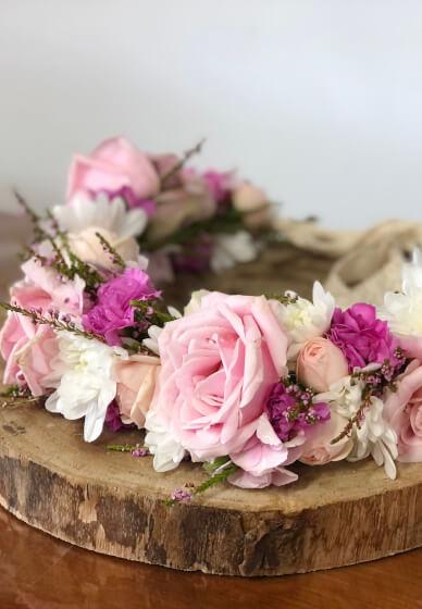 Make a Flower Crown Workshop
