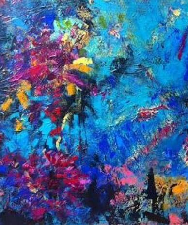 Make an Underwater Mural Painting Workshop