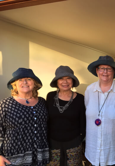 Make an Upcycled Hat Class
