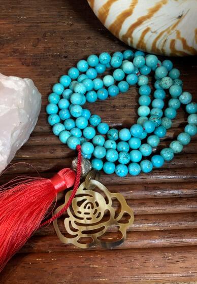 Make Your Own Gemstone Mala Workshop
