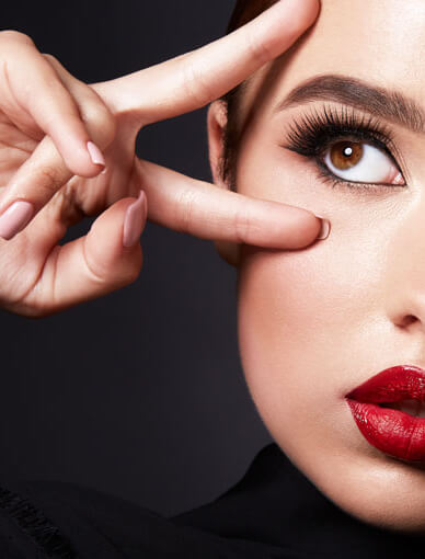 Makeup Course: Eyebrows and Lips
