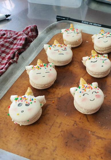 Makmak Unicorn Macaron Masterclass