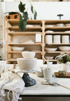 Mindful Ceramic Workshop