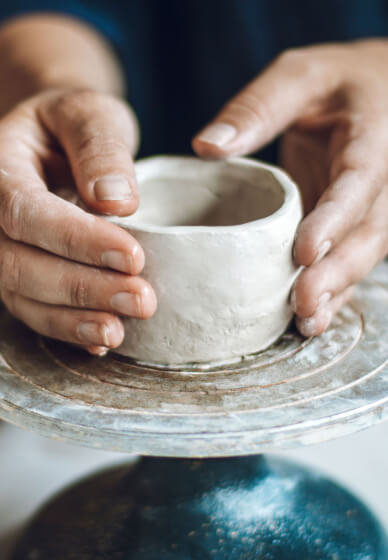 Mindful Clay Hand Building Workshop