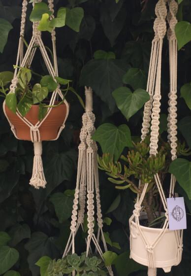 Mindful Macrame Plant Hanger Workshop