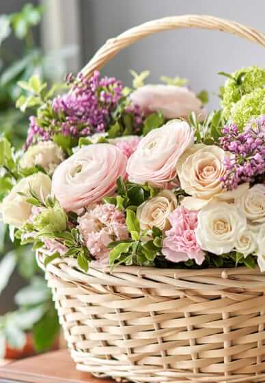 Modern Floral Design Class