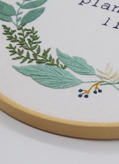 Modern Hand Embroidery Workshop