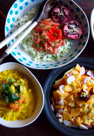 Moroccan Cooking for Mindfulness