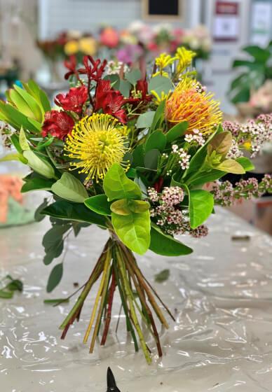 Native Bouquet Workshop