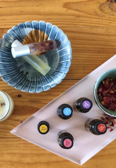 Natural Skin Care Workshop with Essential Oils