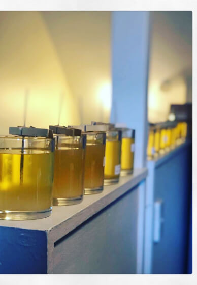 Natural Soy Candle Making Class