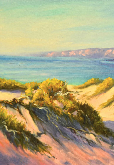 Oil Painting Class for Beginners: Beachscapes
