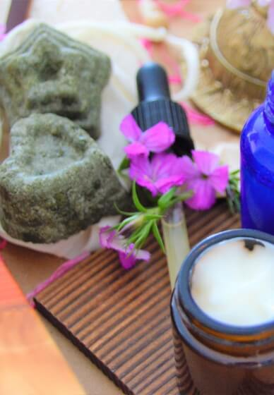 Organic Haircare Essentials DIY Beauty Workshop