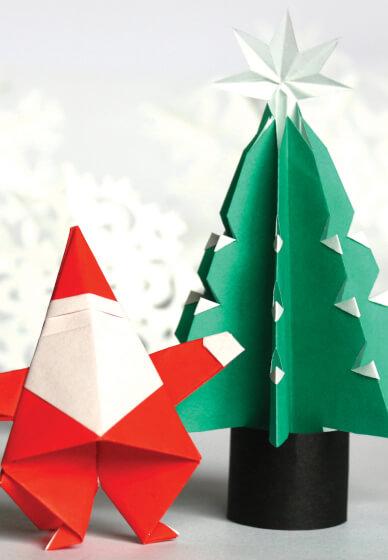 Origami Christmas Workshop