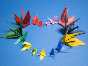 Origami Class for Beginners
