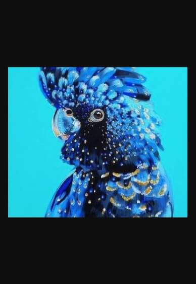 Paint and Sip Class - Blue Cockatoo (Dec 12)