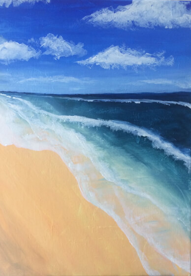 Paint and Sip Class: Byron Bay