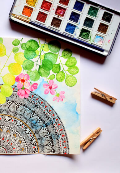 Paint and Sip Class for Mothers Day