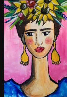 Paint and Sip Class - Frida (Dec 29)
