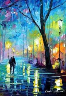 Paint and Sip Class - Late Night Stroll (Sep 19)