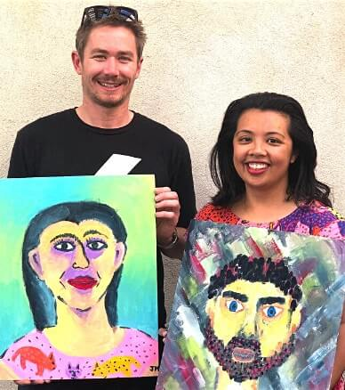 Paint and Sip Class: Painting Partners