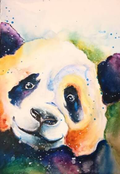 Paint and Sip Class - Peaceful Panda (Dec 20)