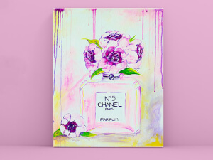 Paint and Sip Class - Signature Scent