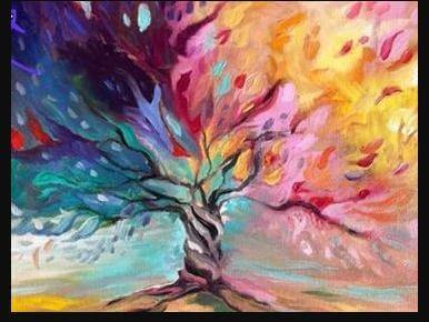 Paint and Sip Class - Tree of Life (Aug 25)