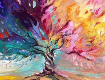 Paint and Sip Class - Tree of Life (Oct 03)