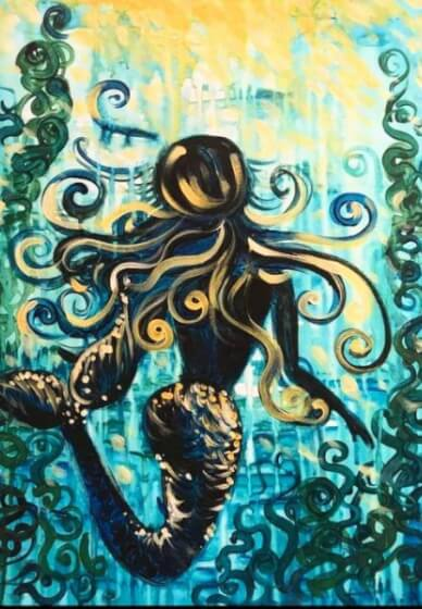 Paint and Sip Class - Under the Sea (Feb 20)