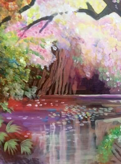 Paint and Sip Class - Under the Tree (Aug 28)