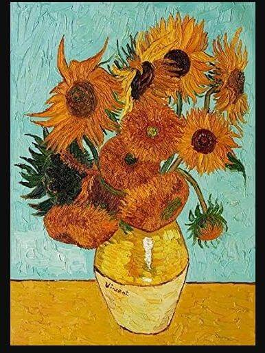 Paint and Sip Class - Van Gogh Sunflowers (Sep 11)