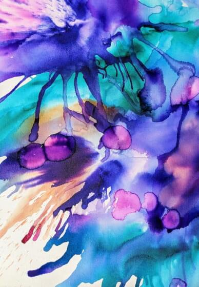 Paint and Sip Class: Watercolour Painting
