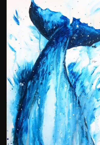 Paint and Sip Class - Whale of a Time (Jan 06)