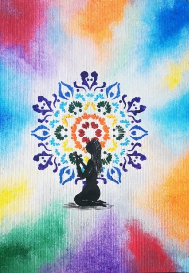 Painting Class: Introduction to Chakras
