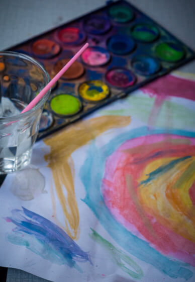 Painting Course for Kids (8-15 Years)