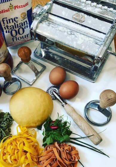 Pasta Making Masterclass