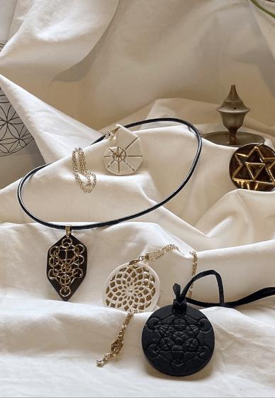 Porcelain Jewellery Making Class
