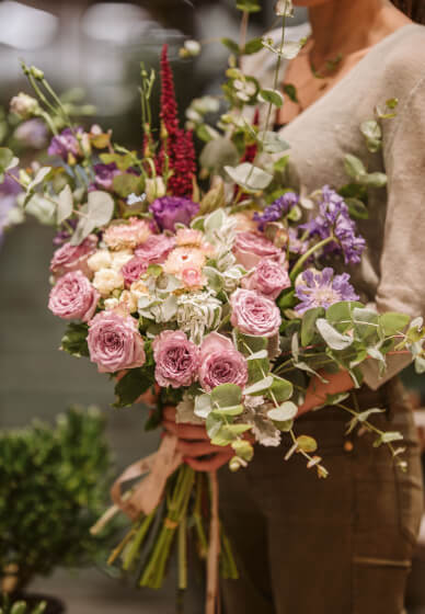 Posy Arrangement Workshop