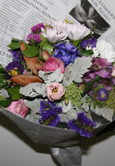 Posy Flower Arranging Workshop