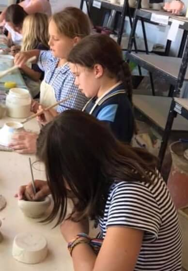 Pottery Class for Kids (5-12 Years)