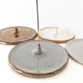 Pottery Workshop Incense Holder and Jewellery Dish